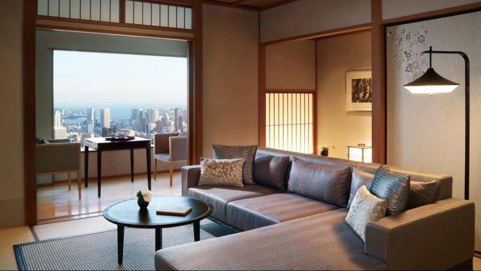 (東京住宿推薦)東京麗思卡爾頓飯店