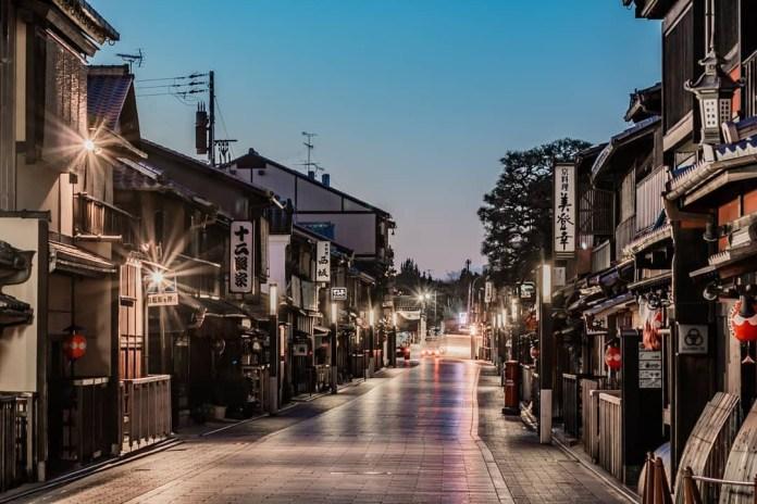 京都 祇園 火災