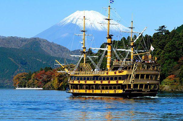 蘆之湖海盜觀光船