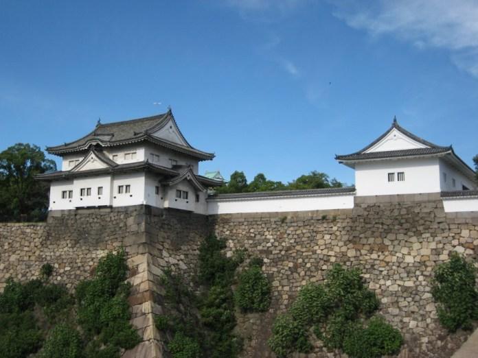 重要文化遺產 大阪城櫓 YAGURA
