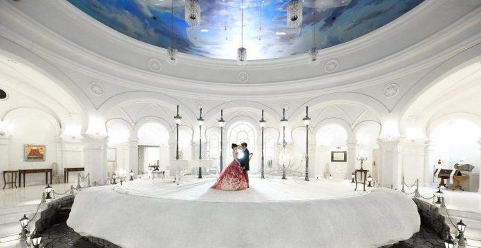 雪之美術館婚禮