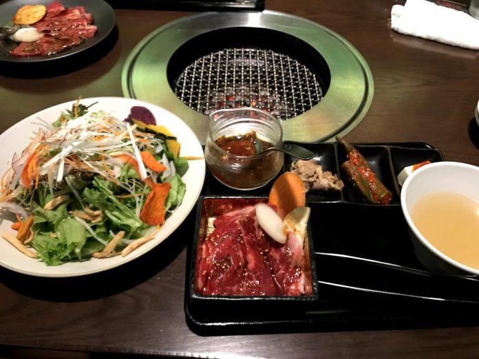 燒肉Toraji美食