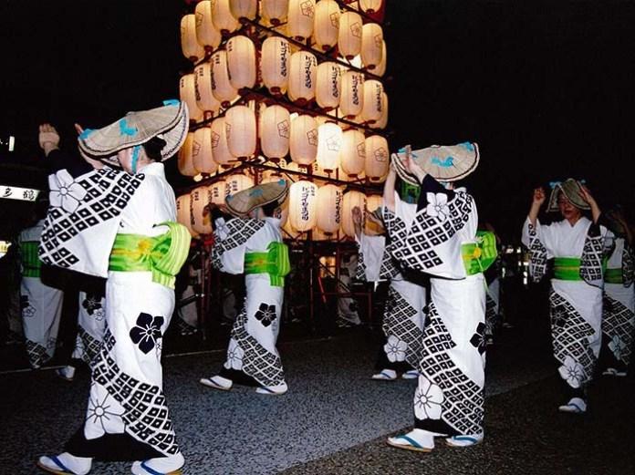 福知山舞會祭
