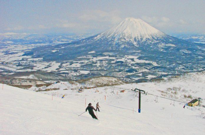 二世谷阿努普利山國際滑雪場