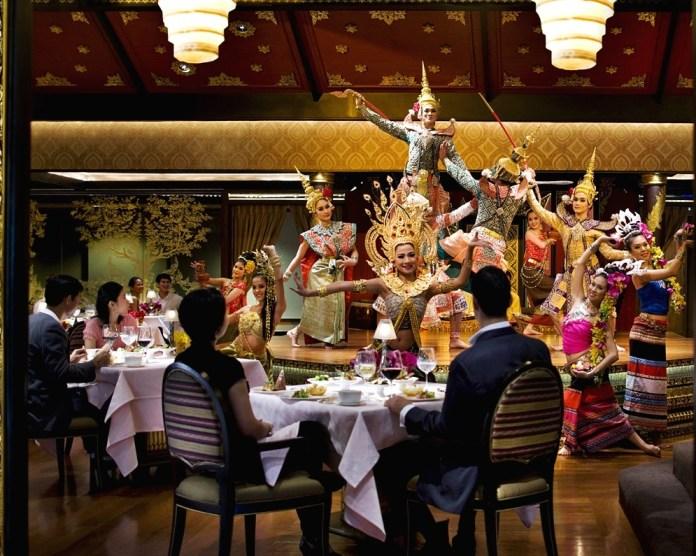 文華東方Sala Rim Naam餐廳 1