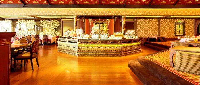 文華東方Sala Rim Naam餐廳1