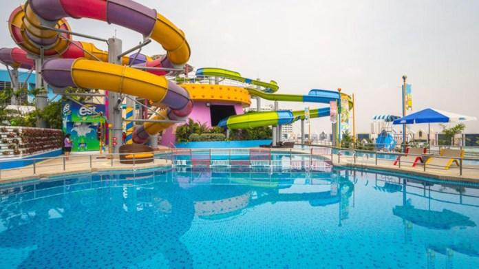 曼谷 Pororo水上樂園