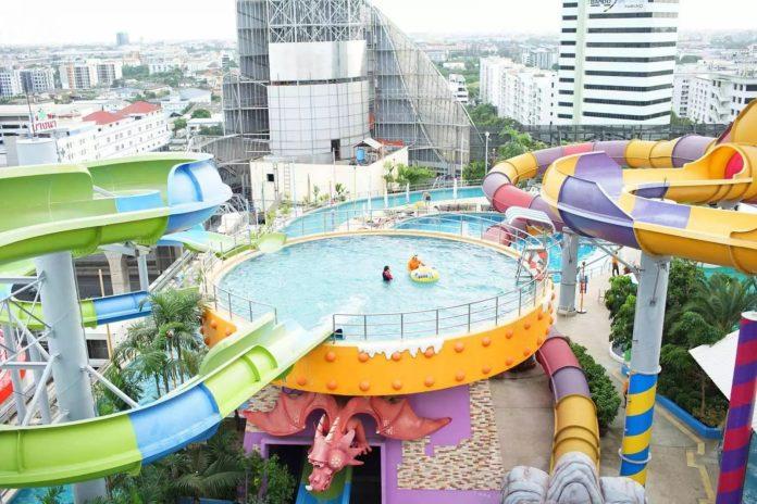 曼谷Pororo主題水上樂園 2 1