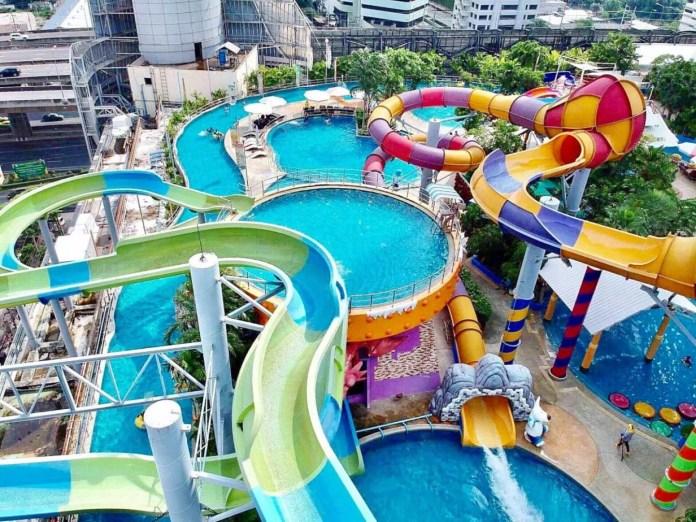 曼谷Pororo主題水上樂園 4 1