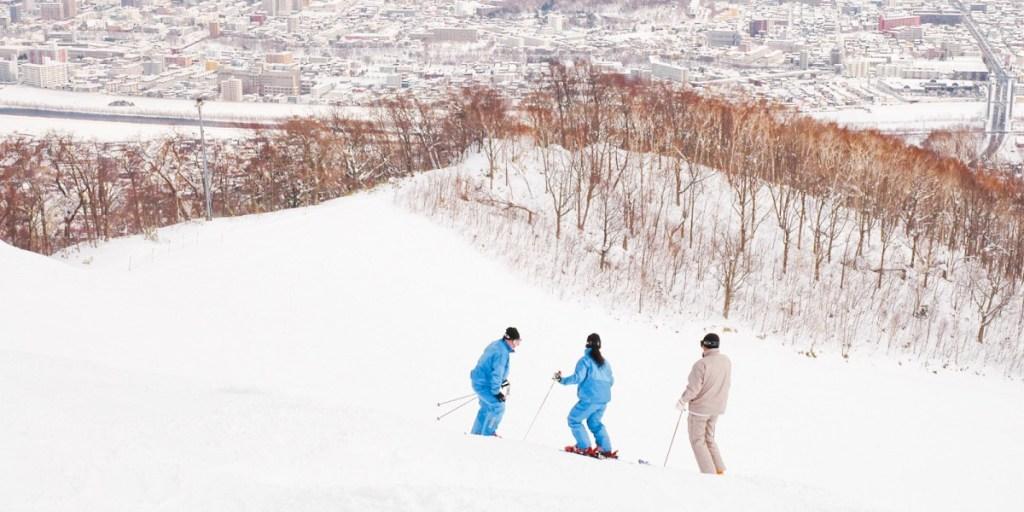 北海道滑雪, 【北海道體驗】北海道滑雪總整理(札幌滑雪、星野度假村、富良野王子渡假村)