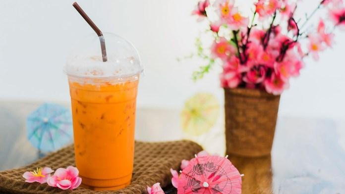 泰式奶茶 1