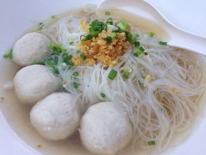 泰式米粉湯 1