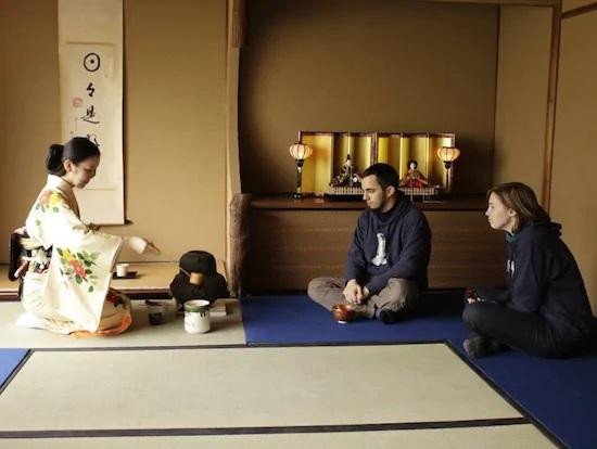 茶道文化體驗
