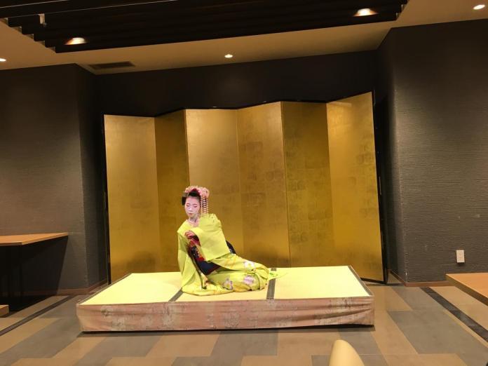 光悅藝術村舞妓表演