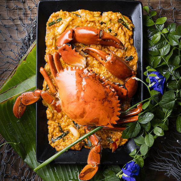 Savoey 咖哩炒螃蟹