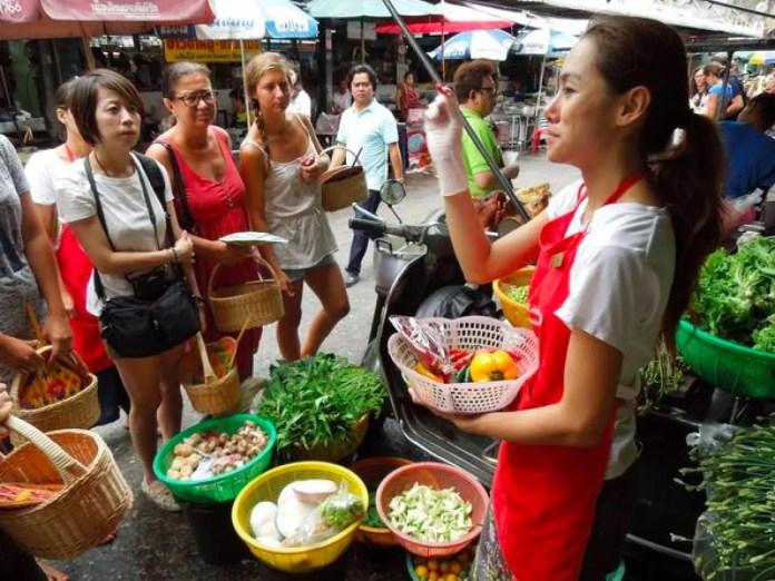 Sompong 傳統市場巡禮