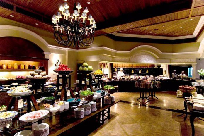 The Dining Room 國際自助晚宴