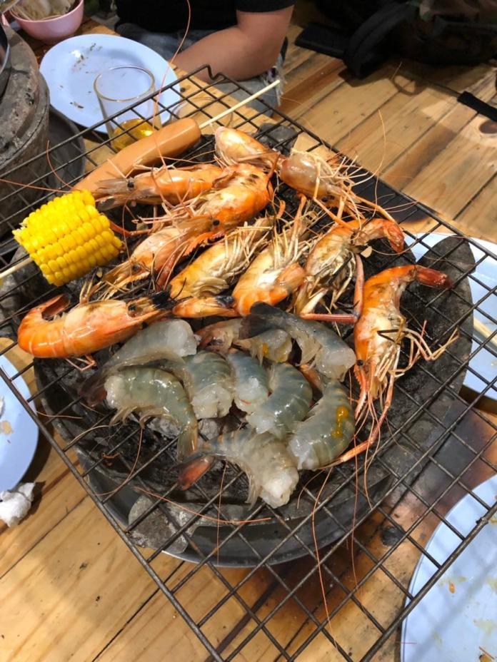 Yifu BBQ Seafood曼谷