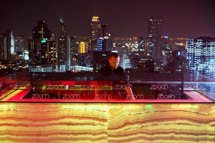 Zoom Sky Bar DJ