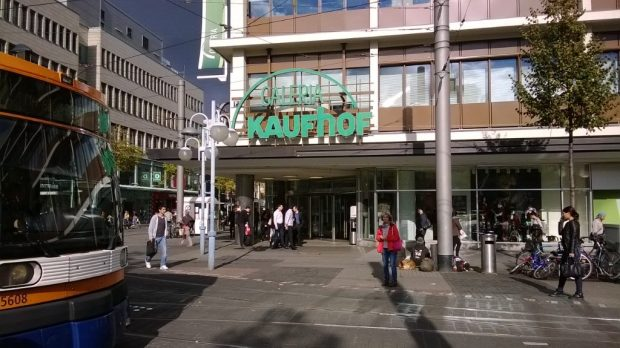 heidelberg galleria kauphof
