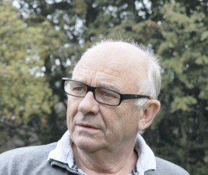 Fyens Væddeløbsbanes  formand, Jørn Borch