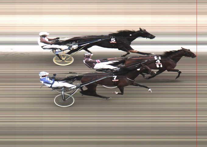 Merlin vinder foran udvendige Solon og indvendige Dave Briggs