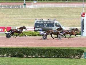 Conrads Frederik vinder foran Ravenna. Foto Geny.com