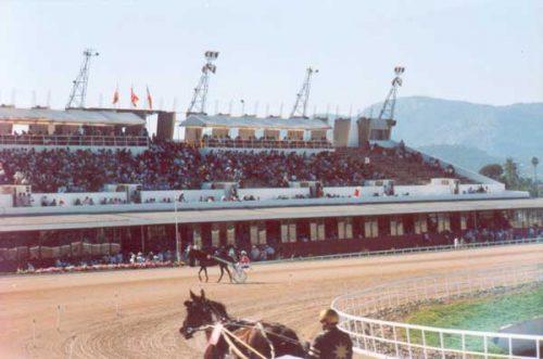 Son Pardo-banen er hovedbanen på Balearerne