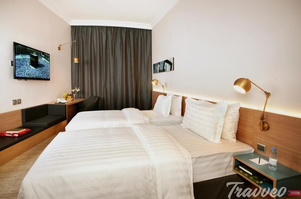 ابرز فنادق مكة القريبه من الحرم 4 نجوم ترافيو كوم