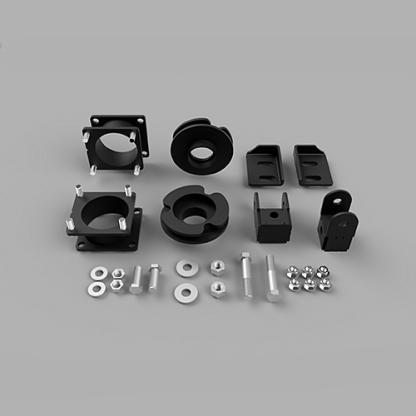 Kit #102040 – 2011-2019 Ford Explorer 4×2/4×4 – Front And Rear Lift Kit
