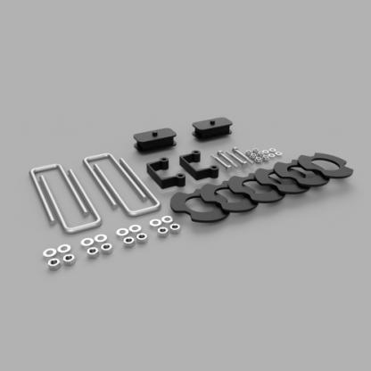 Kit #406057 – 2019-2021 GMC Denali 1500 – 1″-2.5″ Front 1″ Rear Lift Kit