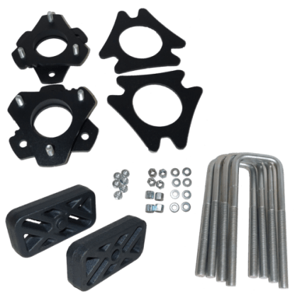Kit #707057 – 2004-2015 Nissan Titan 2wd/4wd – Front And Rear Lift Kit