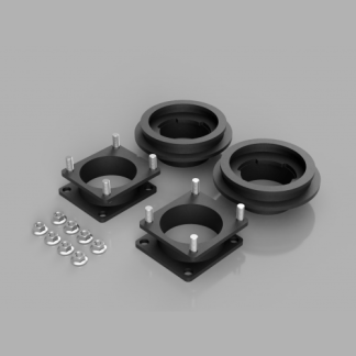 KIT #109030 FORD EDGE LINCOLN MKX LIFT KIT 1.5″ FRONT 1.5″ REAR