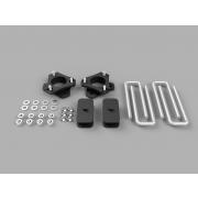 Kit #707045 – 2016-2019 Nissan Titan/ Titan XD 2wd/4wd – 2″ Front 1″ Rear Lift Kit