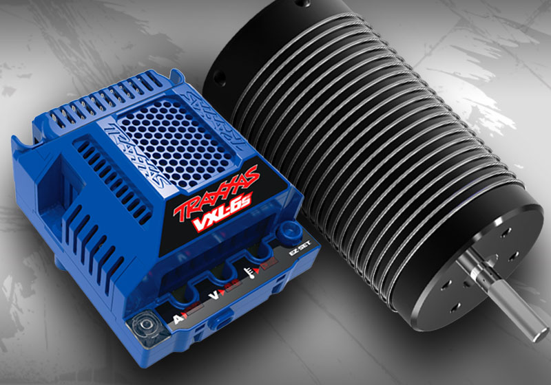 E-Revo ha potenza 6S con VXL-6s