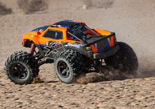 X-Maxx in azione