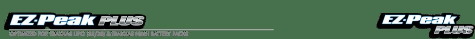 Caricabatterie, EZ-Peak® Plus, 4 A, NiMH / LiPo con logo iD® per l'identificazione automatica della batteria