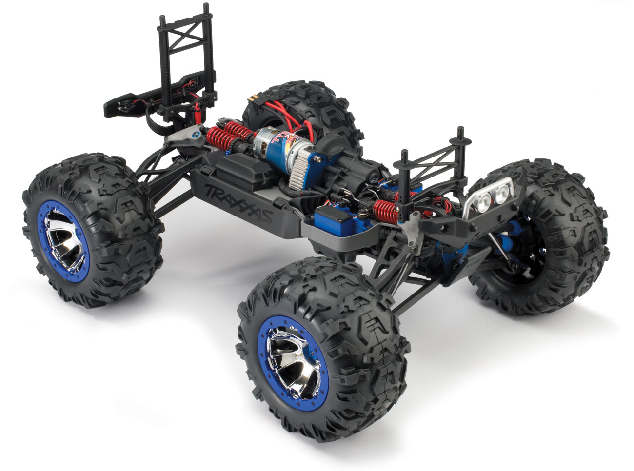 Basic design of a car - Chassis