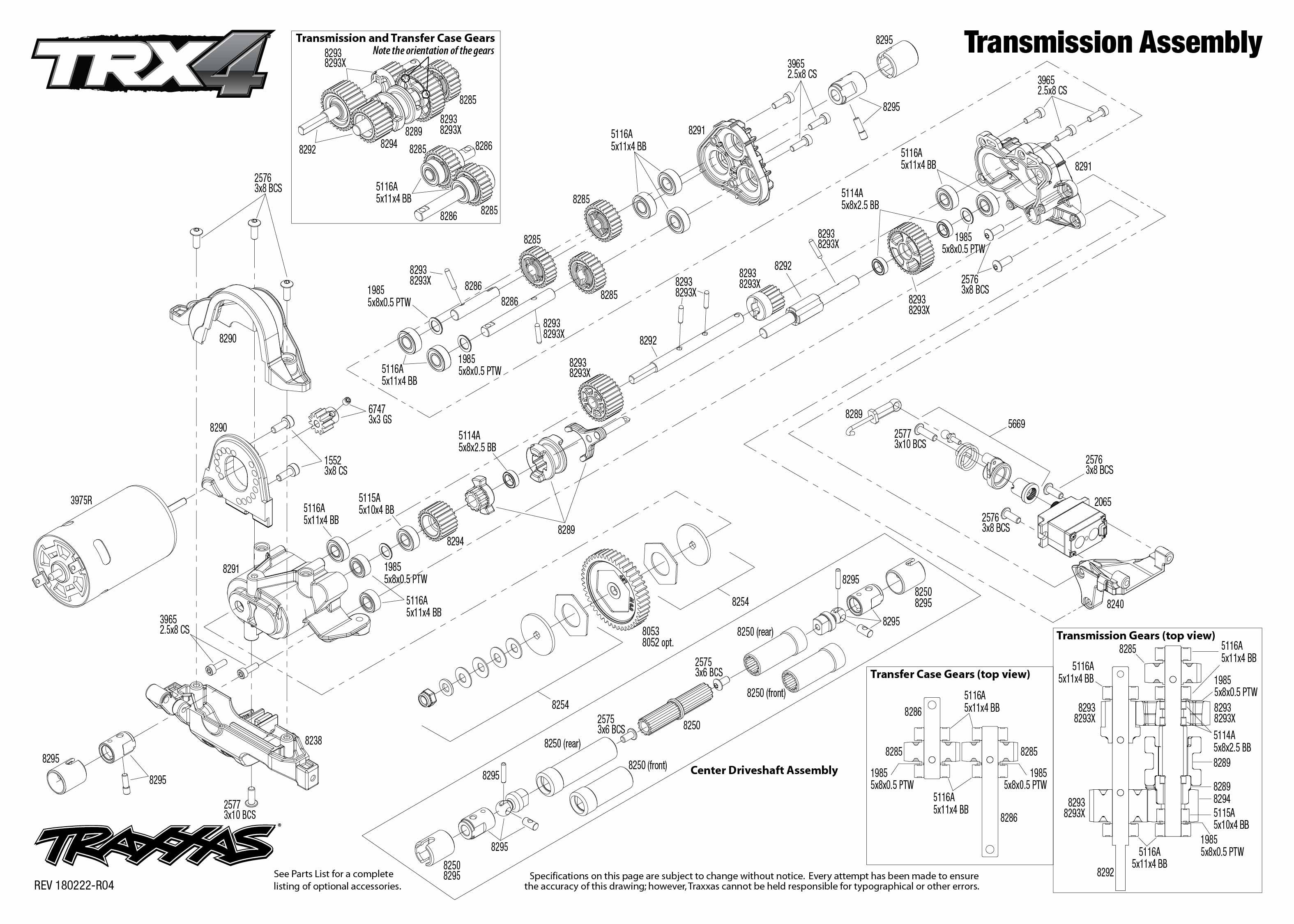 Traxxas Trx 4 Ford Bronco 4 Scaler
