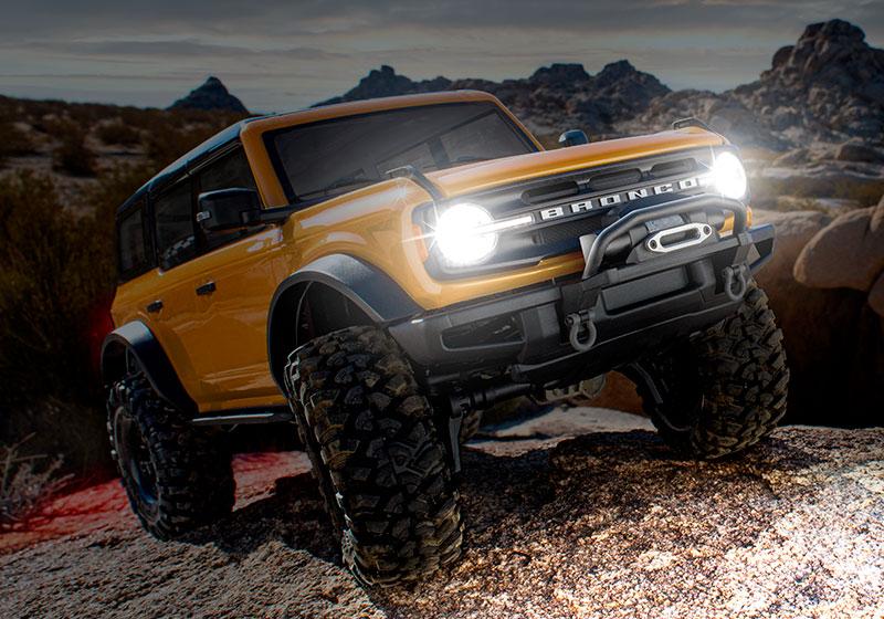 Traxxas - 9290 Bronco 2021