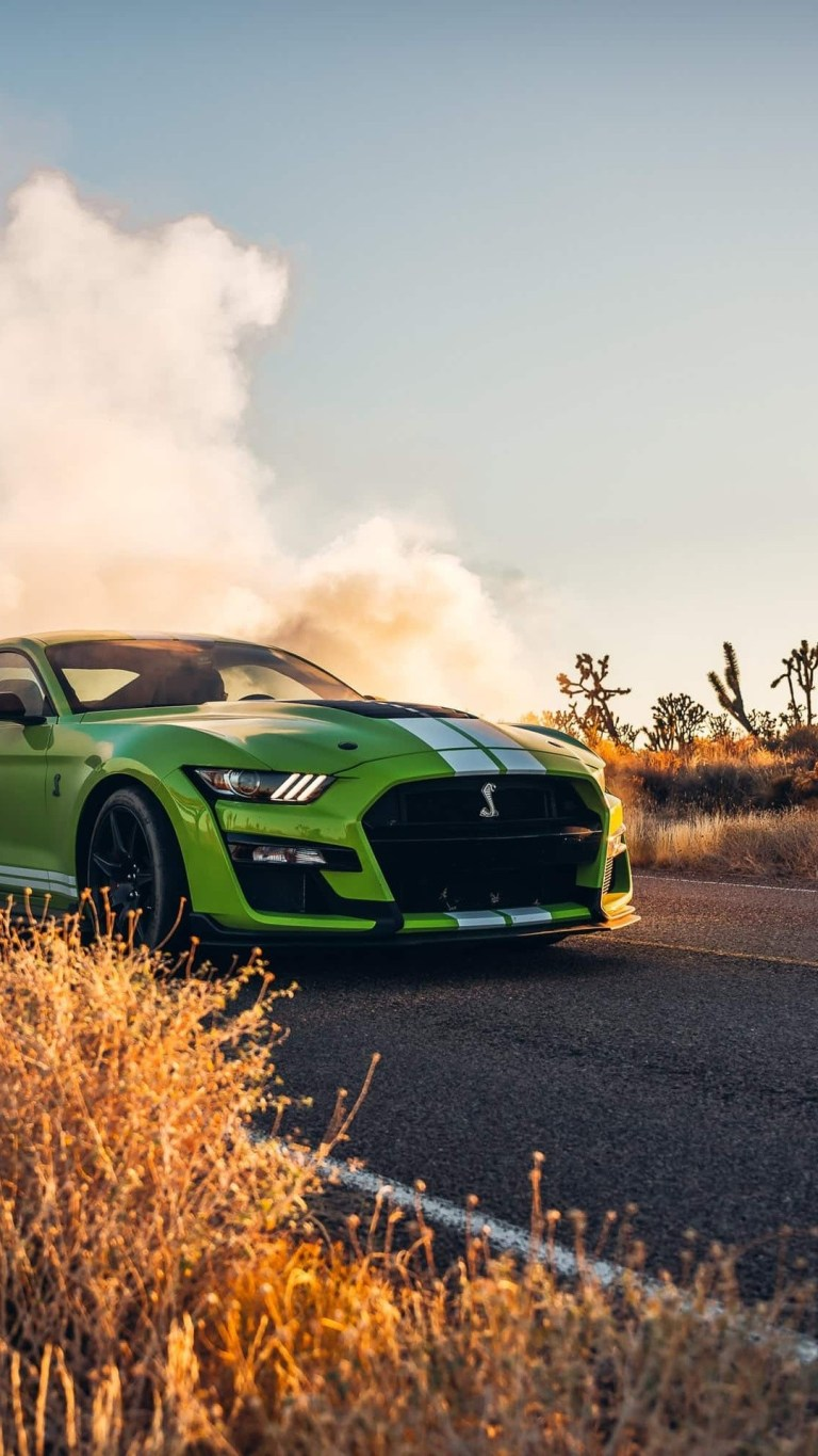 Shelby GT Sports Car Huawei Y7p HD Wallpapers