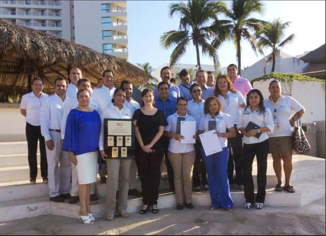 Park Royal Ixtapa - Premio Gold Crown 2016_