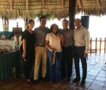 Top Sellers Ixtapa - Reconocimiento RCI 2