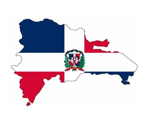 Rep Dominicana Bandera