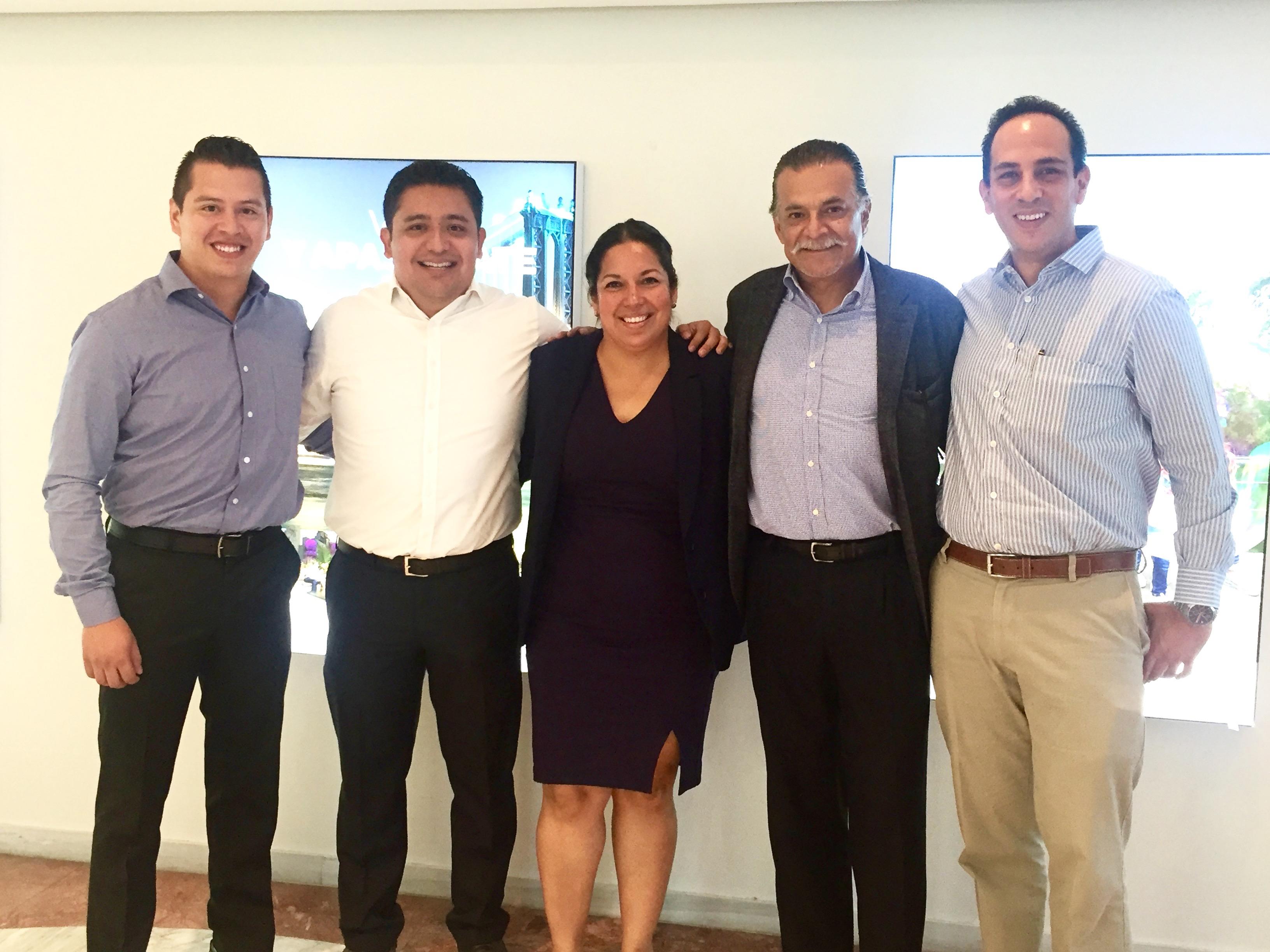 Capacitación de Park Royal Hotels & Resorts a Call Center Oficinas México