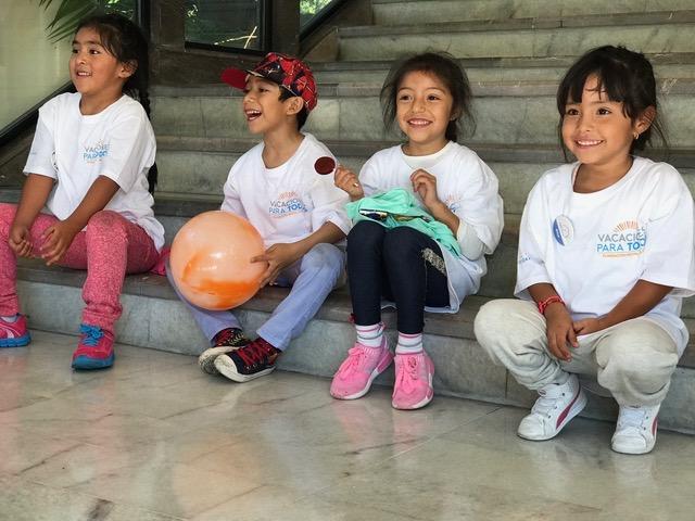 Fundación Royal Holiday Niños_8