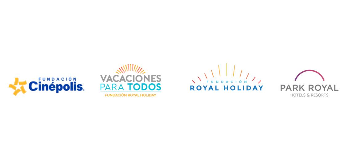 Logos Nota Fundación Royal Holiday