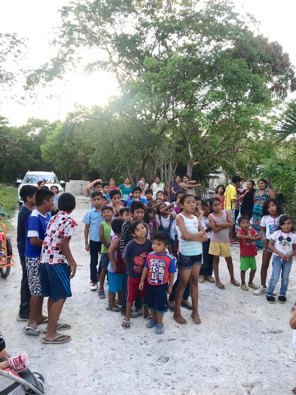 Comunidad marginada Cancún_1
