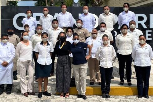 Equipo GPR Cancun