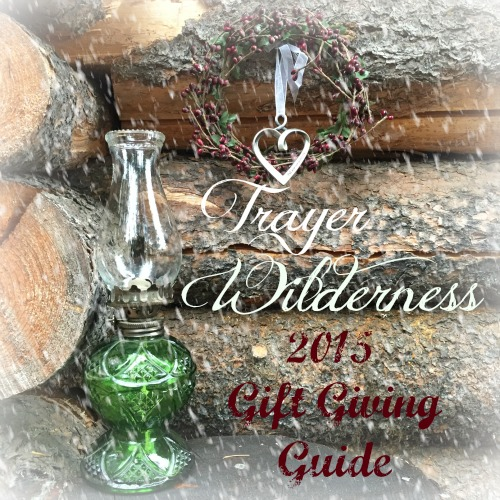 Trayer Wilderness 2015 Gift Giving Guide
